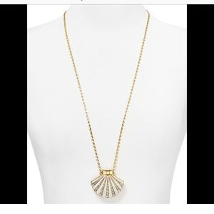 NEW Kate Spade Shell Necklace: Pearl Inside!!!